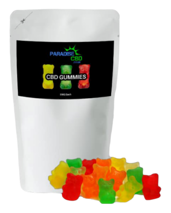 CBD Infused Gummies - 250 mg - GETCBD