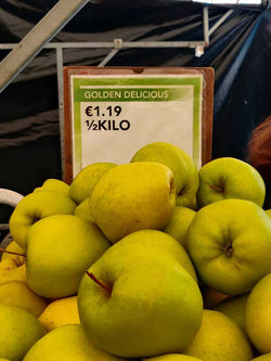 Golden Delicious | appels | per 500gr