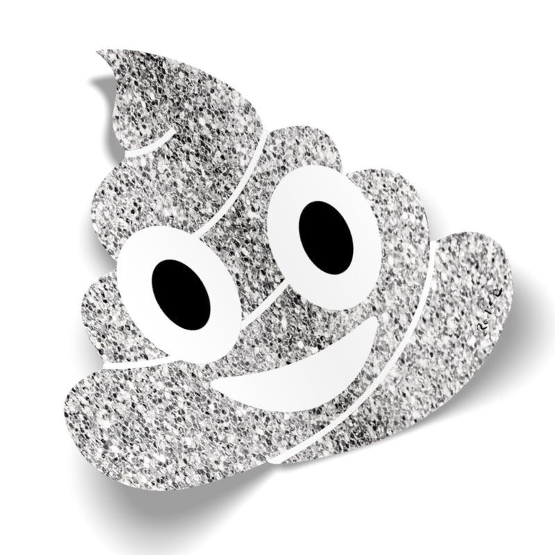Aw Poop (Silver)