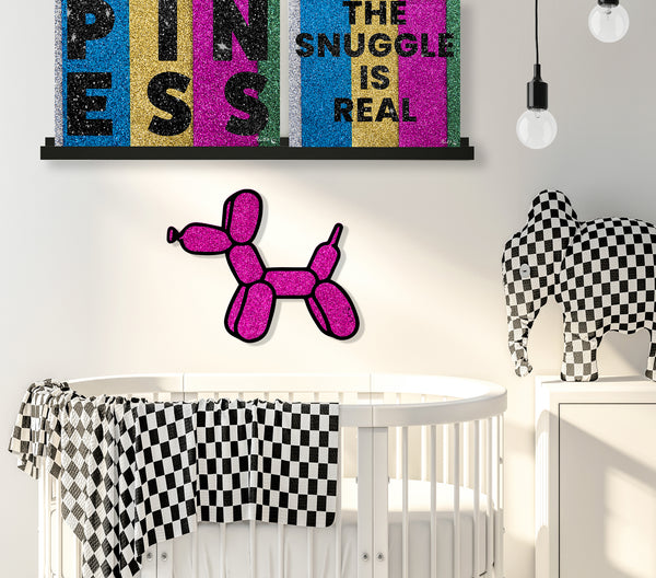 Balloon Dog (Pink)