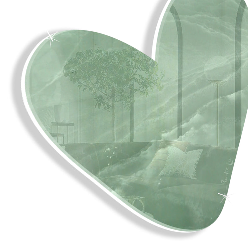 Heart (Luxe Green)