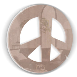 Peace Sign (Rava) (Die Cut)