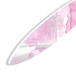 Surfboard (Pink Waves No. 03)