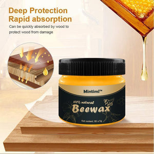 New Year Limited Time Offer✨Wood Seasoning Beeswax Household Polishing
