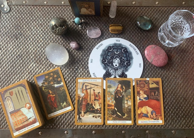 Three Month Tarot Forecast