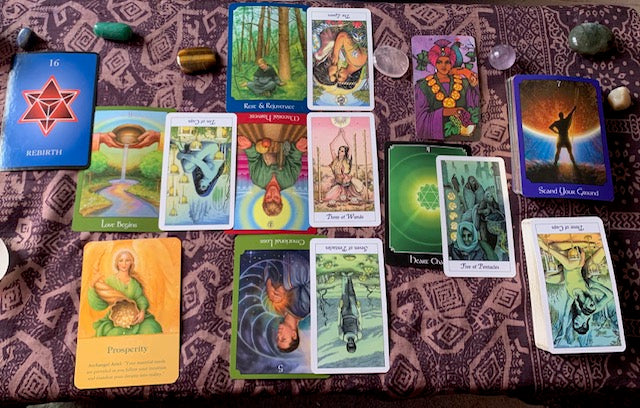 December 2019 Monthly Collective Card Reading