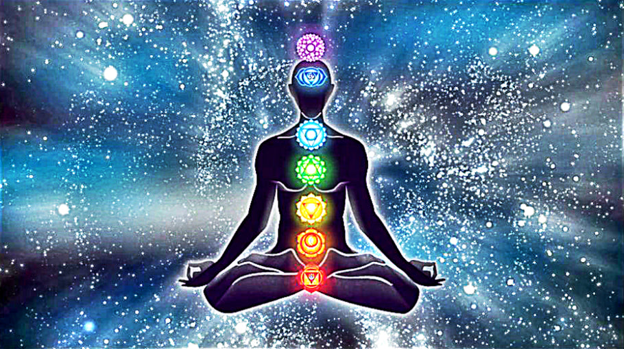 The Seven Main Chakras: Spectrum of a Rainbow