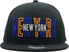 Load image into Gallery viewer, New York Snapback