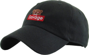 Savage Bear Dad Hat