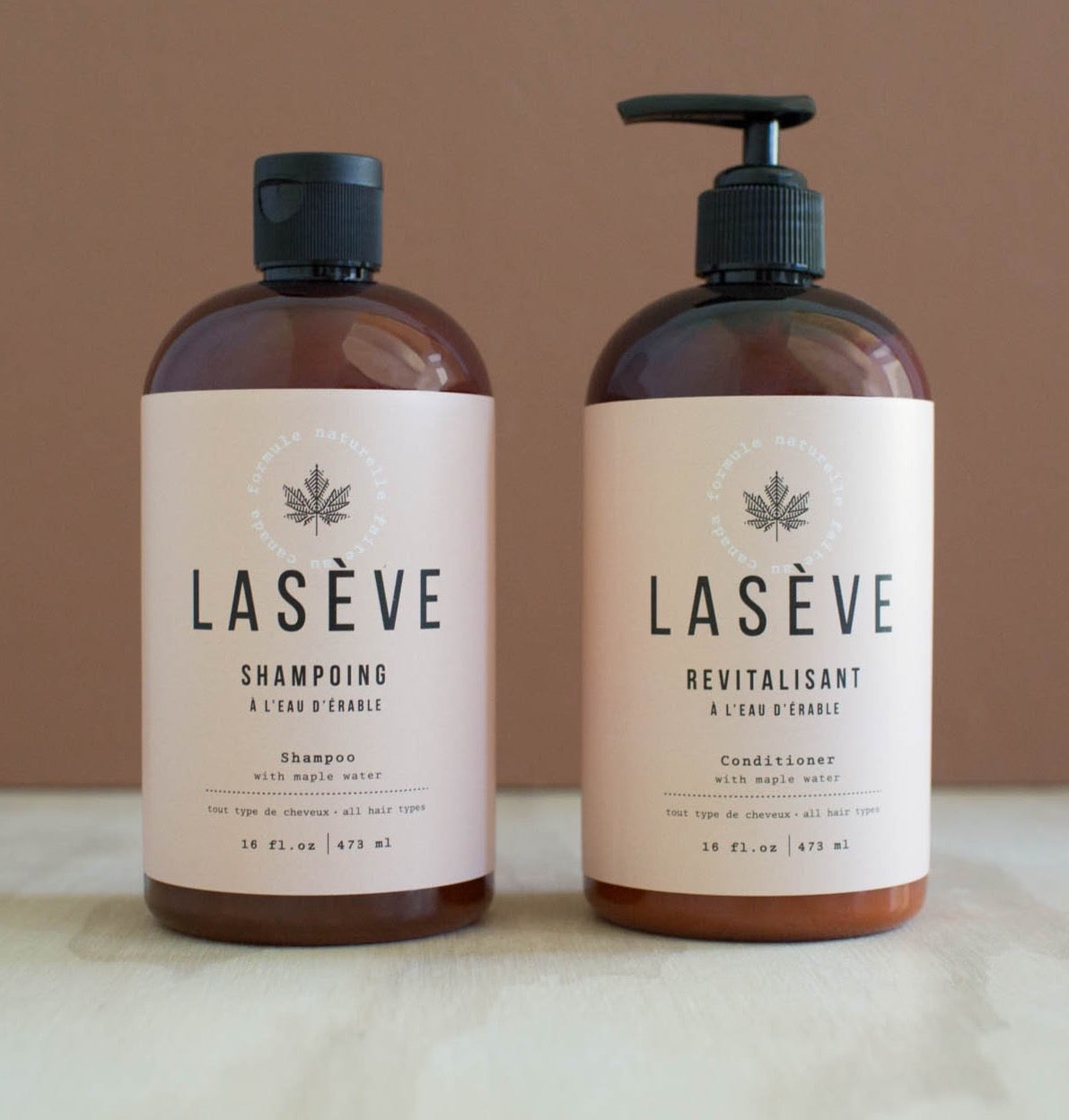 Duo Shampoing + Revitalisant