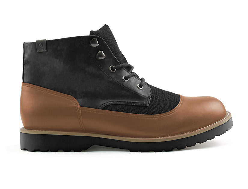 EXPLORER Black & Tan