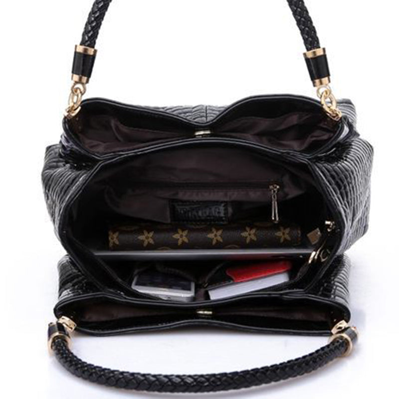 Shoulder bag ladies bag