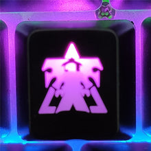 Load image into Gallery viewer, Single Translucent Warcraft Keycap