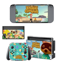 Load image into Gallery viewer, Animal Crossing Switch Vinyl Cover