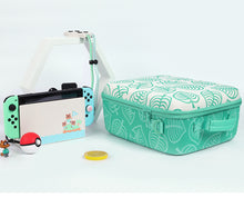 Load image into Gallery viewer, Animal Crossing Heavy-Duty Switch&Accessories Carry Case