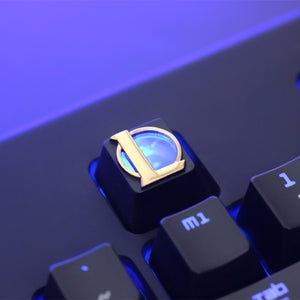Premium Zinc League Keycap
