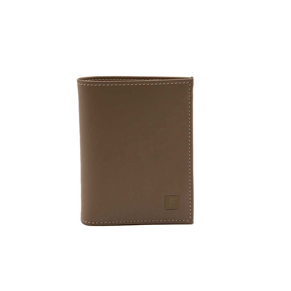 OXFORD LEATHER OLIVE BROWN F BY FARADA WALLET (MWITF109)