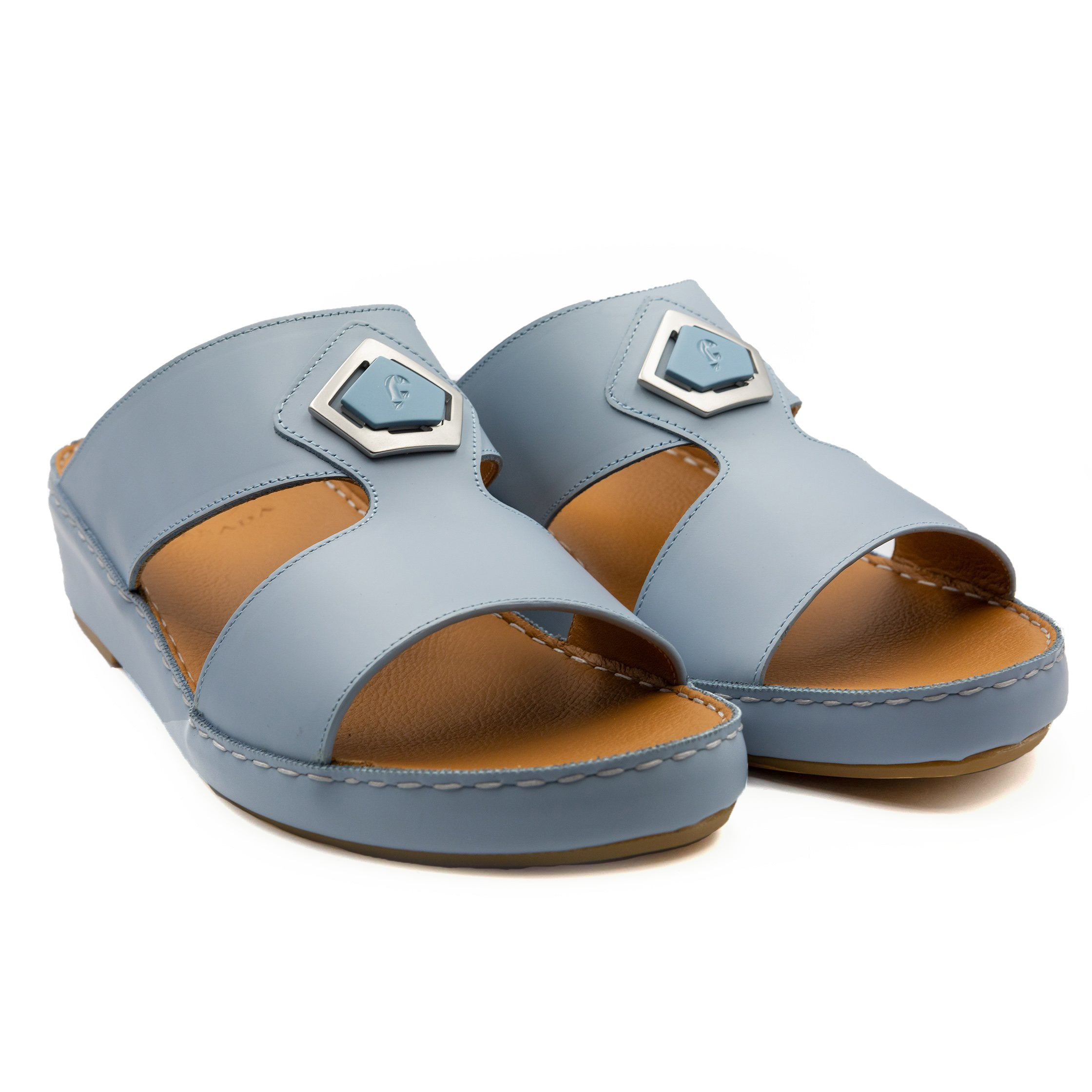 Arctic Oxford Soft Matte (317-84) Arabic Sandals
