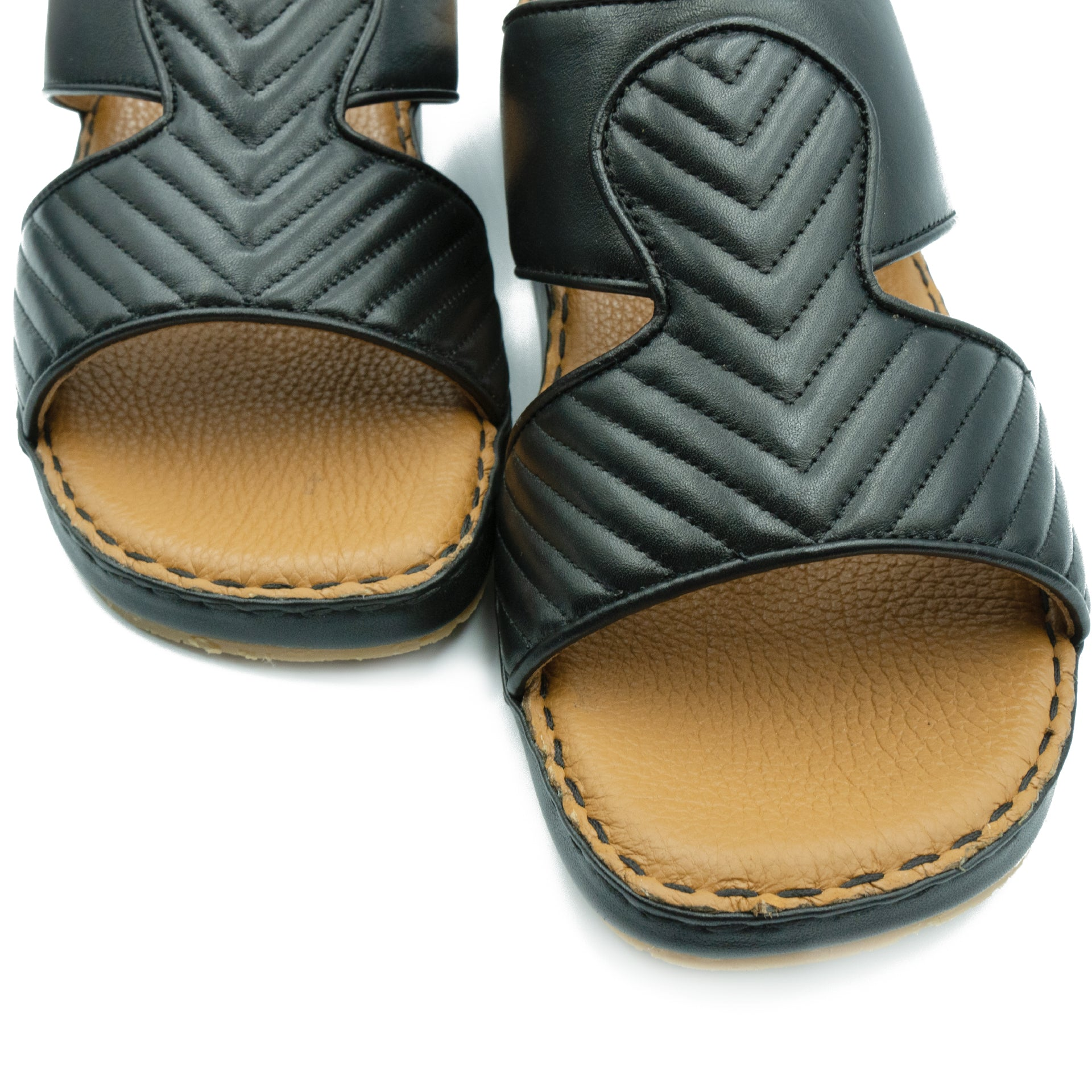 Black, Crown, Parallel, Arabic, Sandal, Ramadan, Collection, Arabic, Sandals,  Accessories