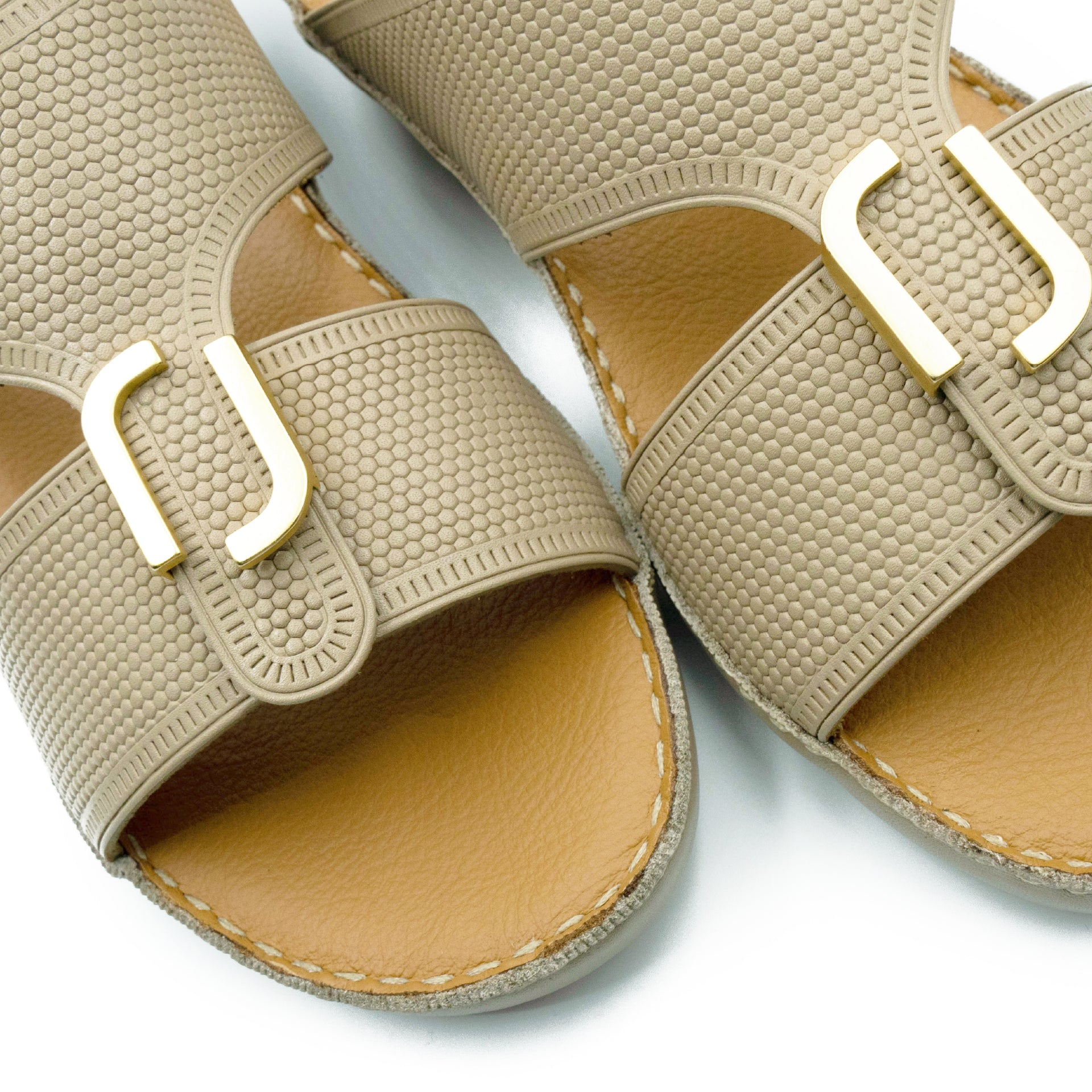 Stone, Embossed, Classic, Ramadan, Collection, Arabic, Sandals,  Accessories