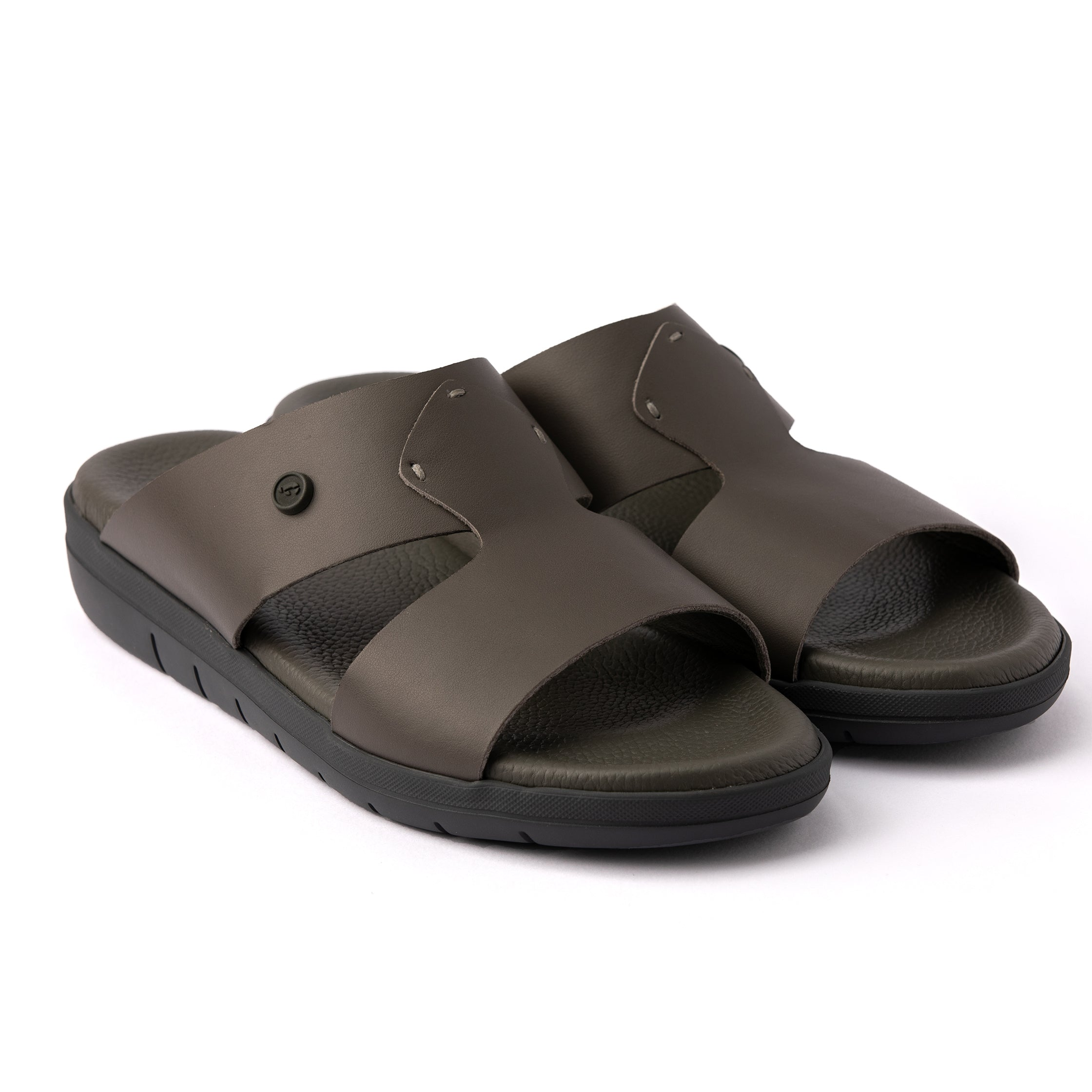 GREY Napa(904) Arabic Sandals