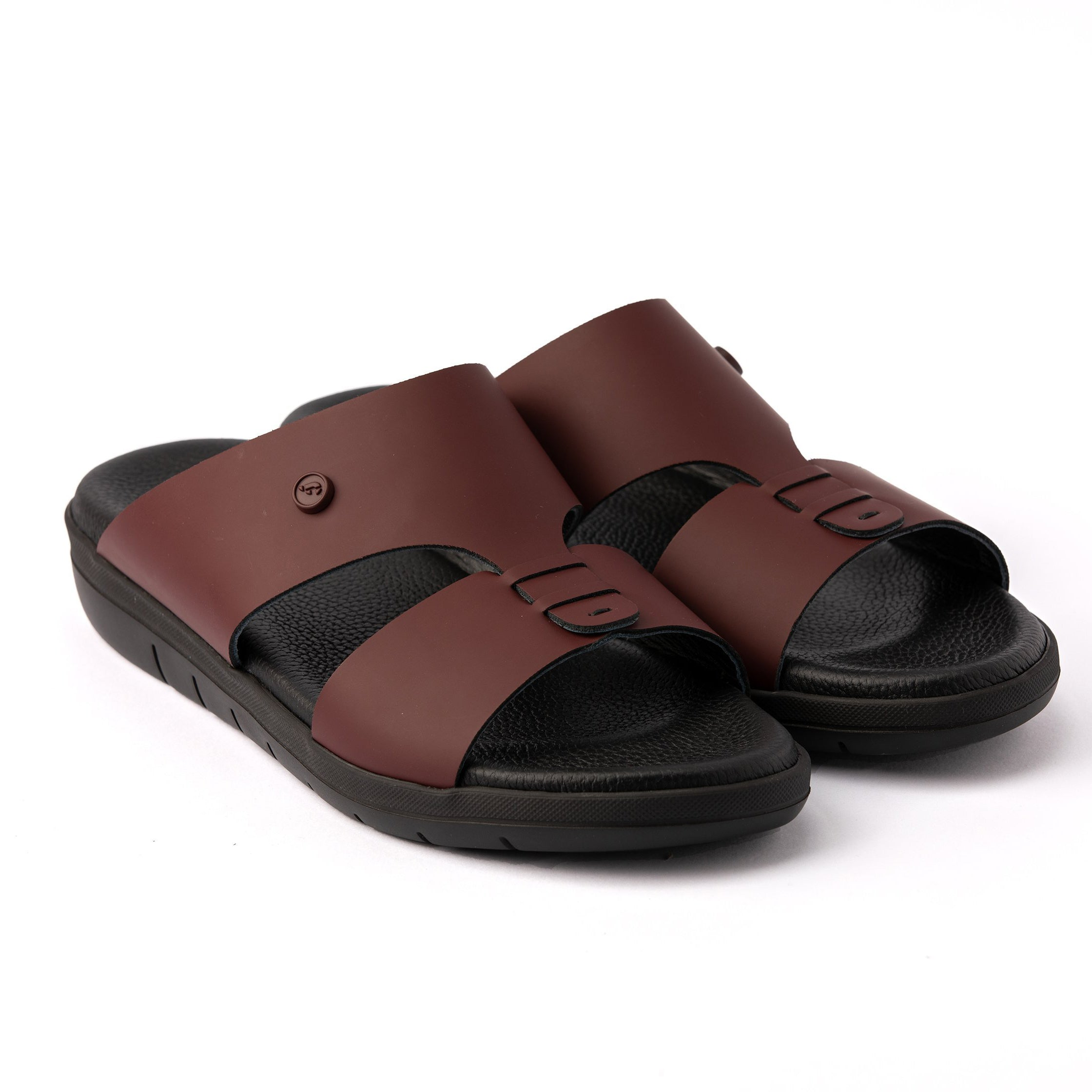 MAROON Matt(901) Arabic Sandals