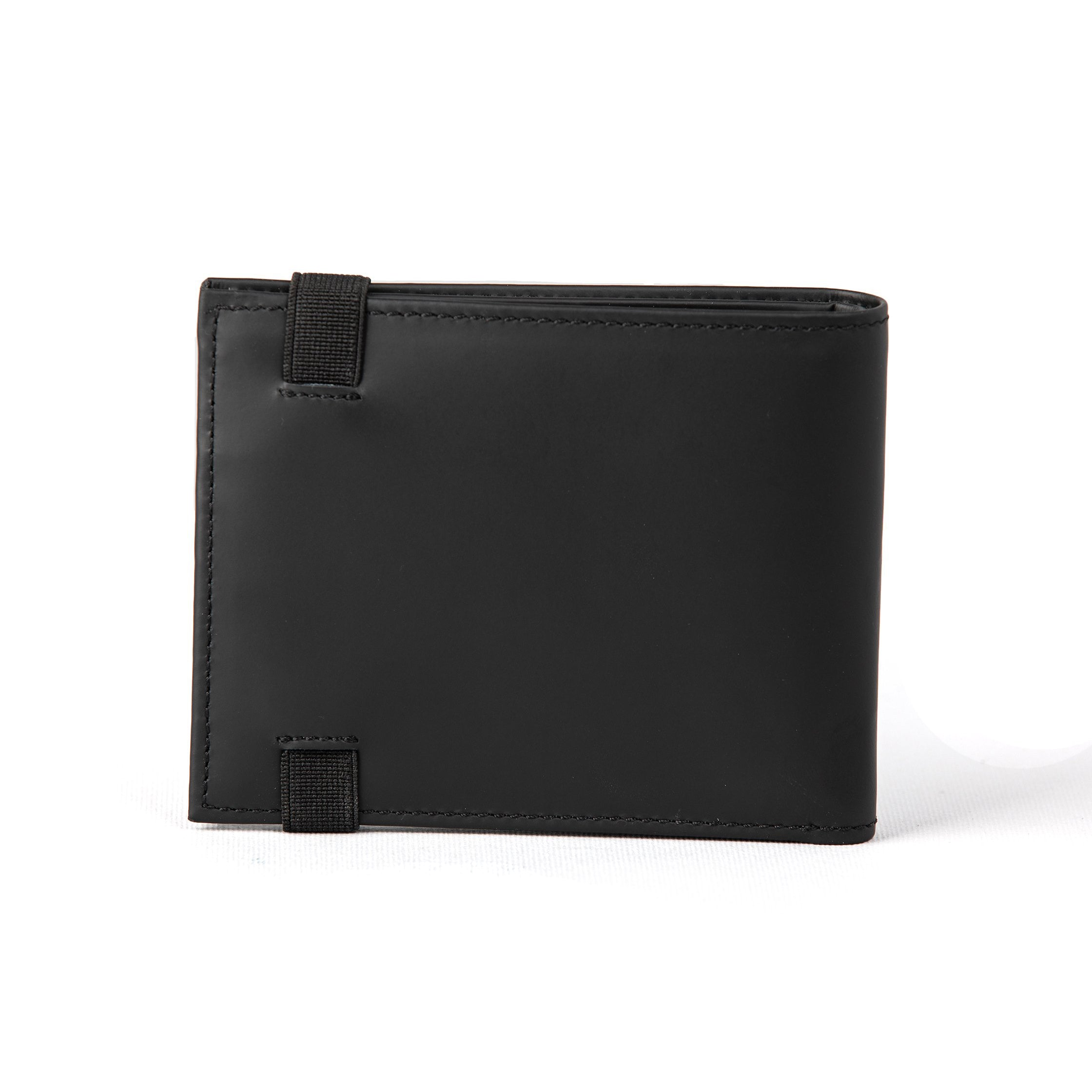 Black Oxford Soft Matte Mens Wallet (FP101)