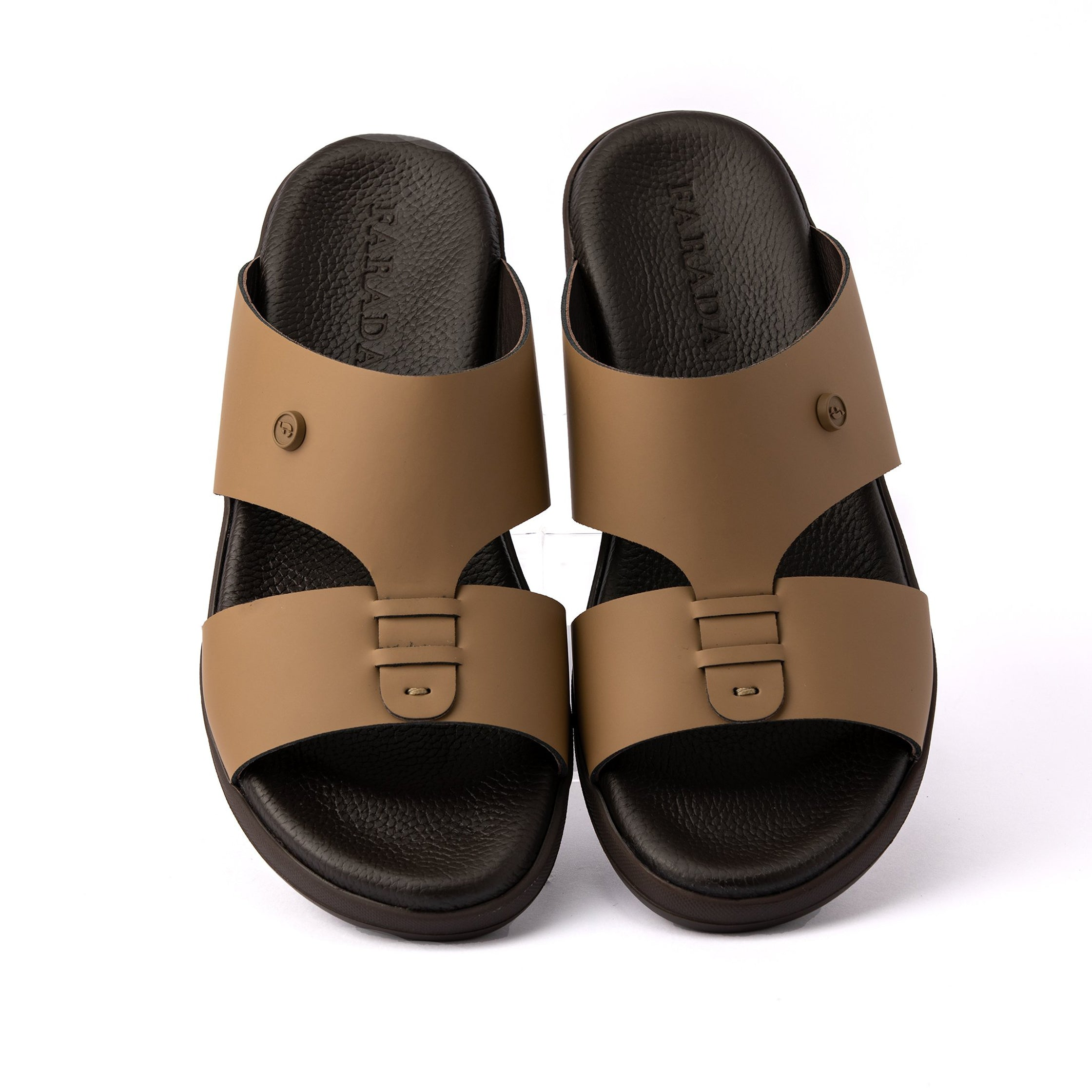 OLIVE BROWN Matt(901) Arabic Sandals