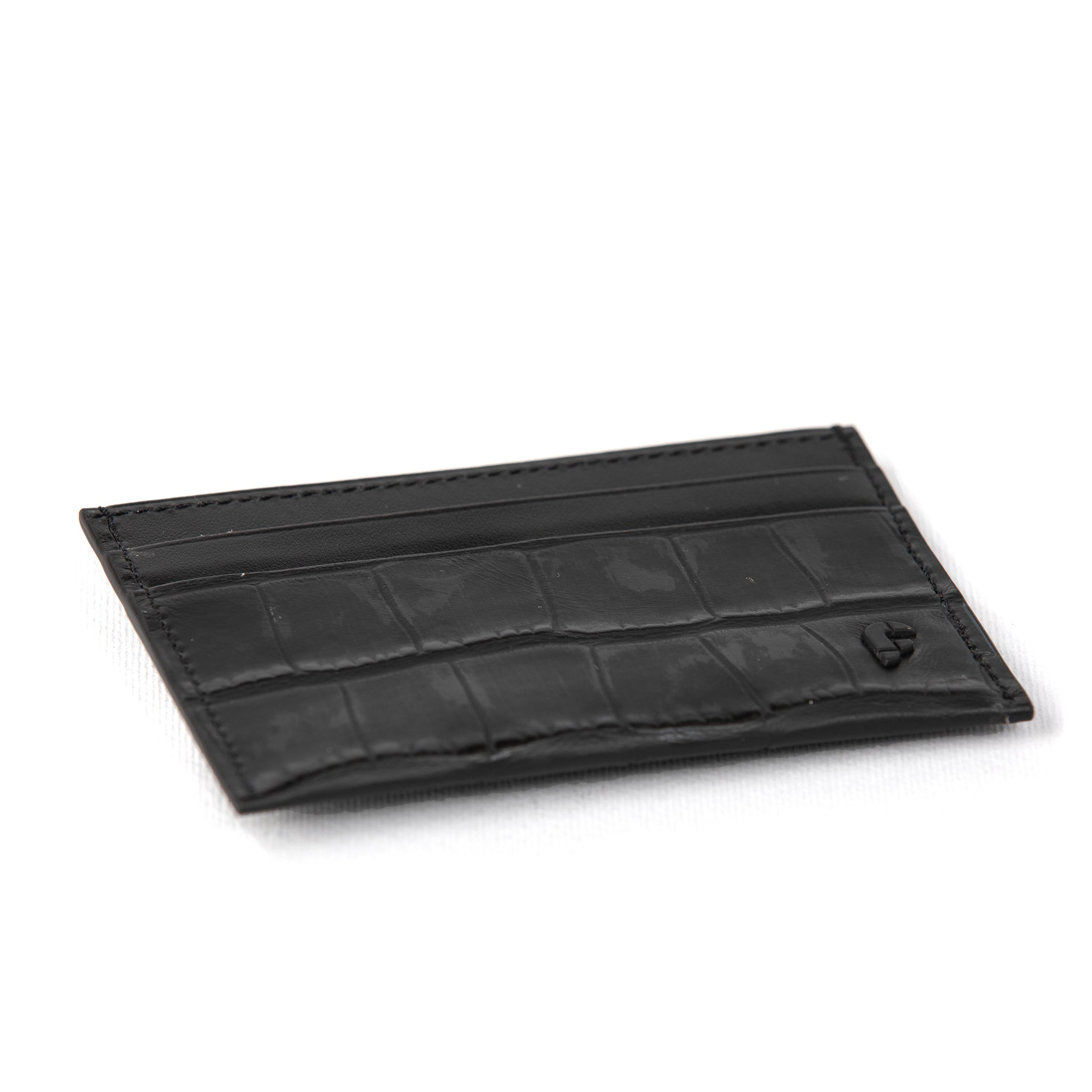 Black Matt Piton Credit Card Holder (FP107)