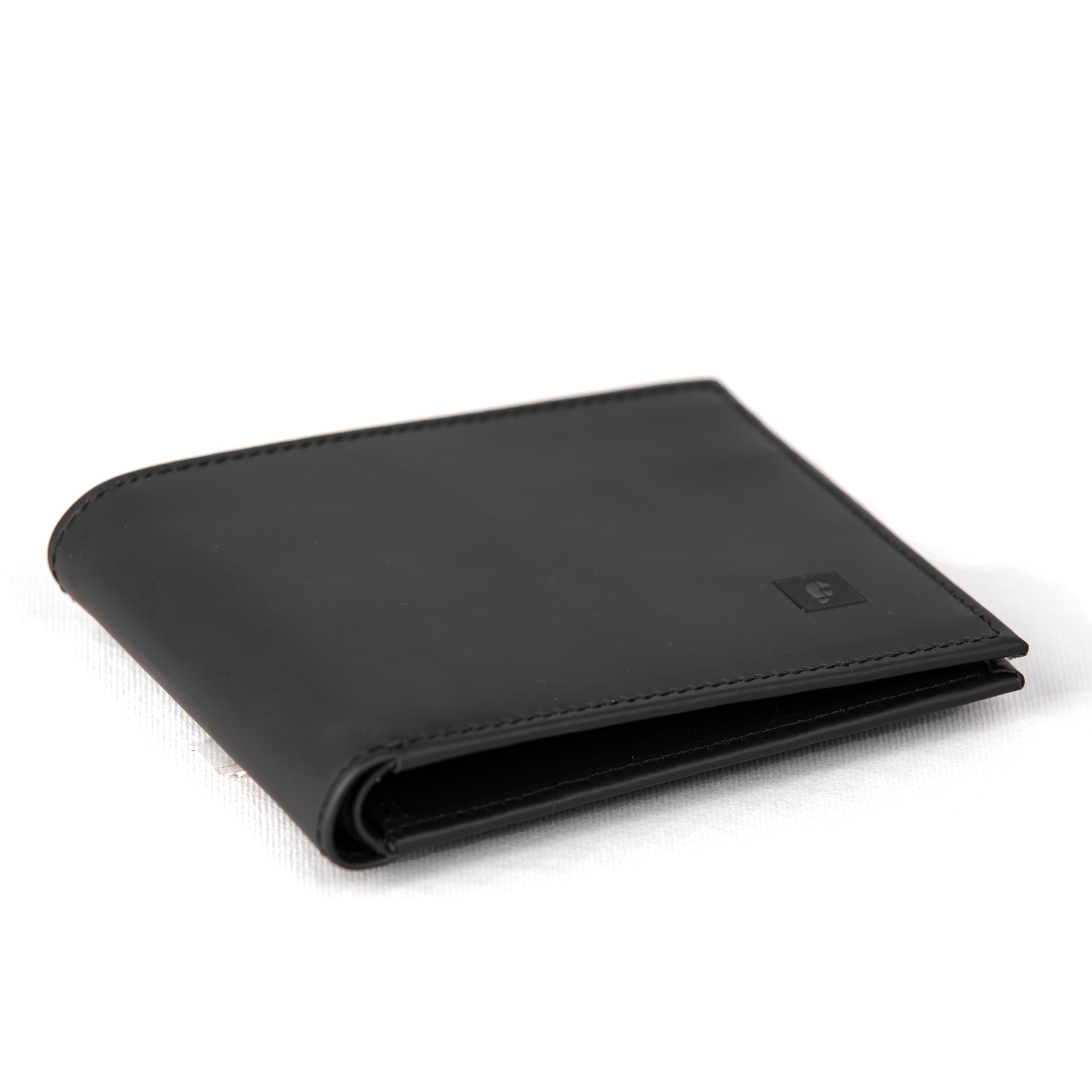 Black Oxford Soft Matte Mens Wallet (FP100)