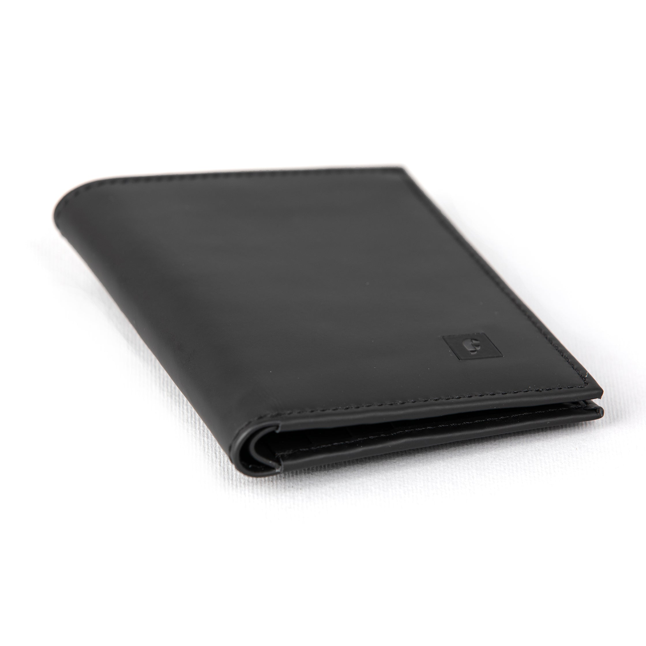 Black Oxford Soft Matte Mens Wallet (FP102)