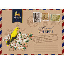 Load image into Gallery viewer, Royal Tea Assortment, black tea in sachets, 18g ORIOLE