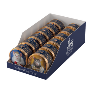 Year Of The Royal Mouse, loose leaf black tea 40g, tin, BABY