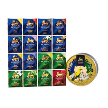 Load image into Gallery viewer, Royal Degustation Set Tea Collection, tea assortment in sachets, 60.6 g, ORIOLE