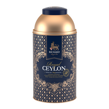 "Load image into Gallery viewer, Richard tea ""Royal Ceylon"" black leaf 300g, tin, CLASSIC"