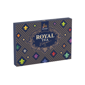 Royal Tea Collection, assortment, 230.4g