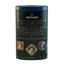 Load image into Gallery viewer, The Royal Dogs, loose leaf black tea 80g, tin YORKSHIRE