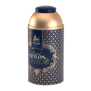 Royal Ceylon, loose leaf black tea 300g, tin, CLASSIC