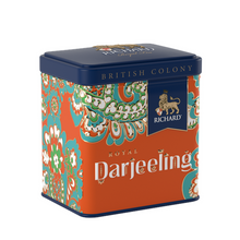 Load image into Gallery viewer, British Colony Royal Darjeeling, loose leaf black tea 50g, tin