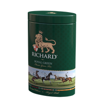 Load image into Gallery viewer, Royal Green, loose leaf green tea 80g, Polo tin