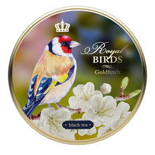 Load image into Gallery viewer, Royal Birds, loose leaf tea, tin 40 g, GOLDFINCH