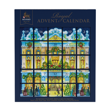 Load image into Gallery viewer, RICHARD Royal Advent Calendar, tea assortment 25 pyramids, 43g
