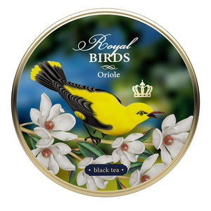 Royal Birds, loose leaf tea, tin 40 g, ORIOLE