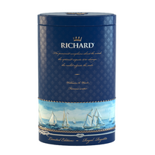 Load image into Gallery viewer, Royal Ceylon, loose leaf black tea 80g, Regatta tin