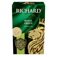 "Load image into Gallery viewer, ""Royal Green"" green leaf 90g"