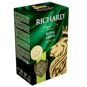 Royal Green, loose leaf green tea, 90g