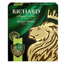 Load image into Gallery viewer, Royal Green, green tea in tea bags, 100x2g