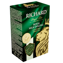 "Load image into Gallery viewer, ""Royal Milk Oolong"" green flav leaf 90g"