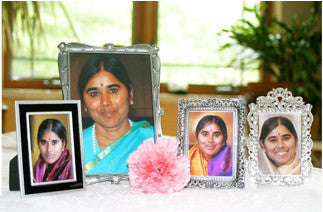 Mother Meera photos