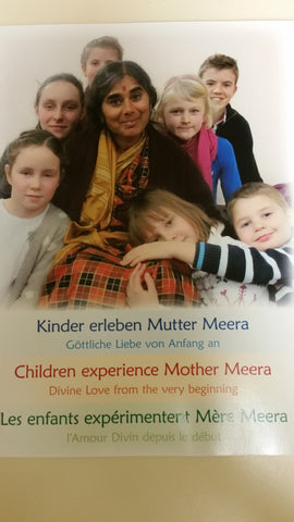 Children Experience Mother Meera
